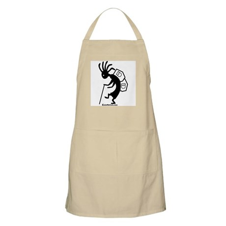 Kokopelli Backpacker BBQ Apron