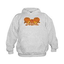 Halloween Pumpkin Debbie Hoodie