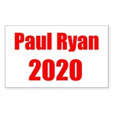 Paul Ryan 2020 Decal