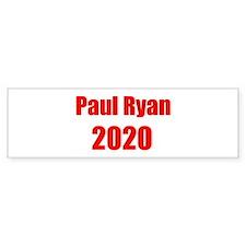 Paul Ryan 2020 Bumper Stickers