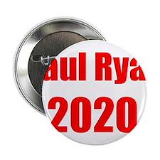 "Paul Ryan 2020 2.25"" Button"
