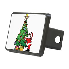 Santa and our star Hitch Cover