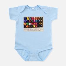 All Colors Infant Bodysuit