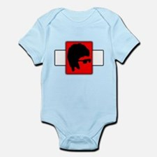 Rock Band Legend Infant Bodysuit
