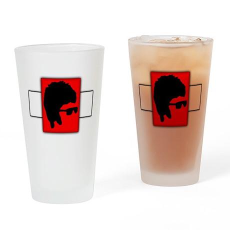 Rock Band Legend Drinking Glass