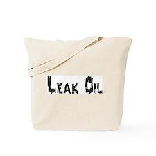 Leak Oil Tote Bag
