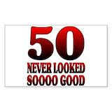 50th birthday for women Single