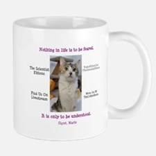 Marie's Life Motto Mug