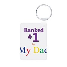 Ranked #1 by My Dad (SEO) Keychains