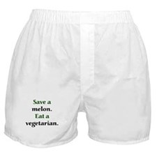 Save a Melon Boxer Shorts