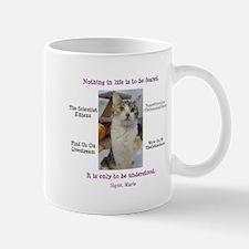 Maries Life Motto Mug