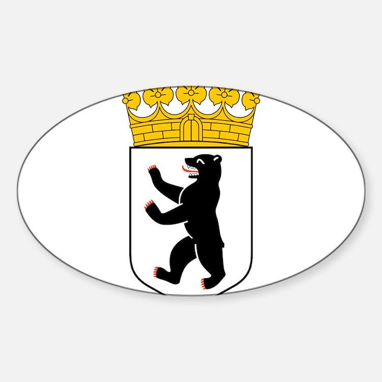 Berlin Wappen Decal