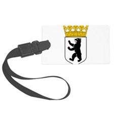 Berlin Wappen Luggage Tag