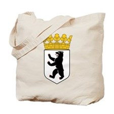 Berlin Wappen Tote Bag