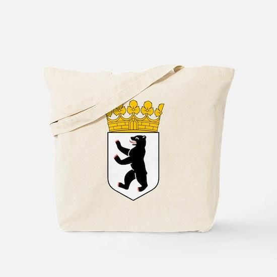 Berlin Wappen Tote Bag