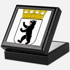 Berlin Wappen Keepsake Box
