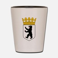 Berlin Wappen Shot Glass
