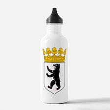 Berlin Wappen Water Bottle