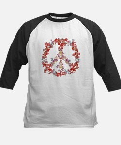 Attraction Flower Peace - Simple Tee