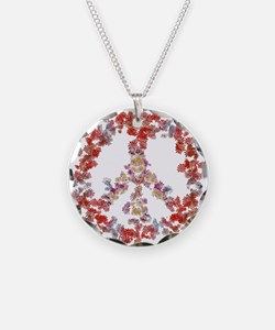 Attraction Flower Peace - Simple Necklace