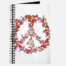 Attraction Flower Peace - Simple Journal