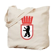 Berlin Wappen 1935 Ostberlin Tote Bag
