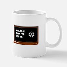 Welcome to school Mug