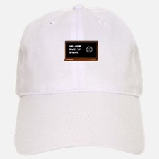 Welcome to school Baseball Baseball Cap