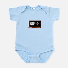 Welcome to school Infant Bodysuit
