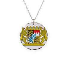 Landeswappen Bayern Necklace