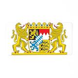 Bavaria License Plates