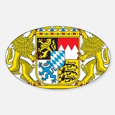 Landeswappen Bayern Decal