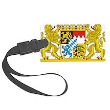 Landeswappen Bayern Luggage Tag