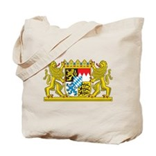 Landeswappen Bayern Tote Bag