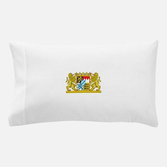 Landeswappen Bayern Pillow Case