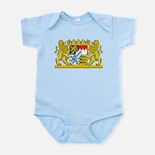 Landeswappen Bayern Infant Bodysuit