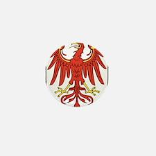 Brandenburg Wappen Mini Button