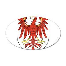 Brandenburg Wappen Wall Decal