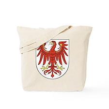 Brandenburg Wappen Tote Bag