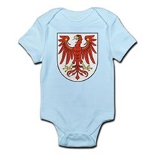 Brandenburg Wappen Infant Bodysuit