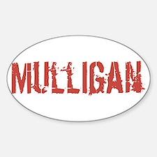 Mulligan Decal
