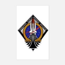 STS 135 Atlantis Decal