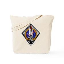 STS 135 Atlantis Tote Bag