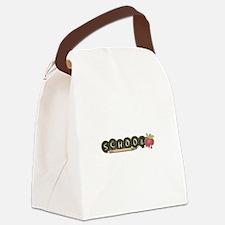 School pencils Canvas Lunch Bag
