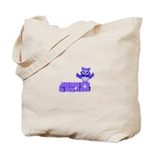 School owl Tote Bag