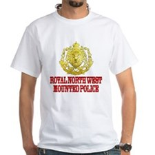 North West Mounted Police Shirt