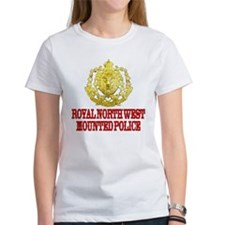 North West Mounted Police Tee