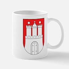 Hamburg Wappen Mug
