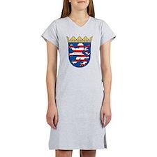 Hessen Wappen Women's Nightshirt