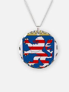 Hessen Wappen Necklace